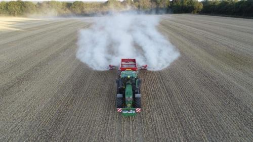 Lime/Fertilizer Distribution